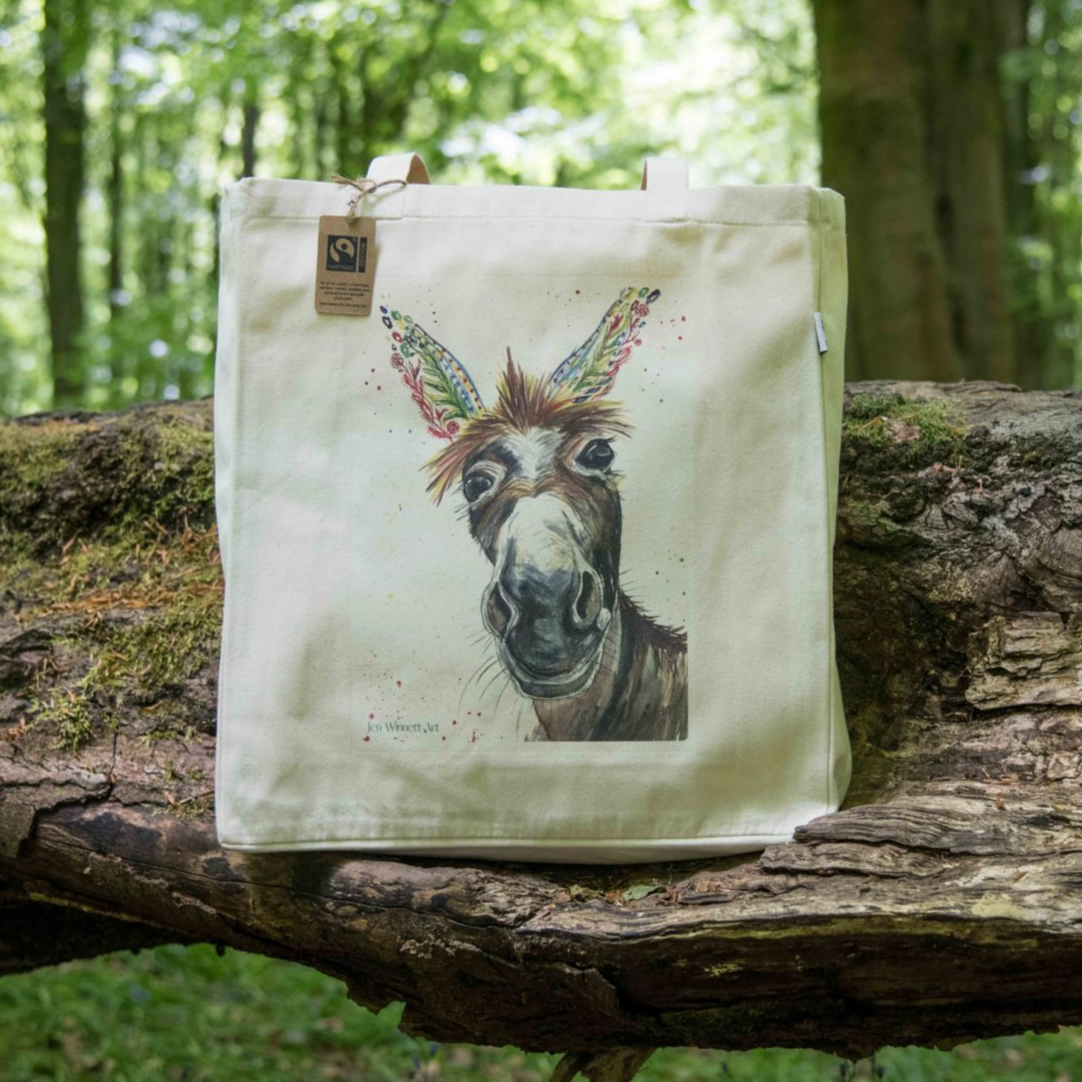DYLAN THE DONKEY ECO-BAG